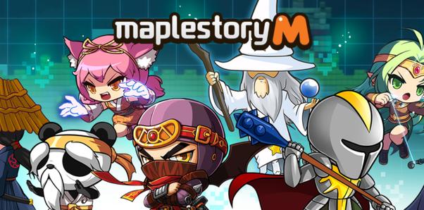 MapleStory M | Complete Guide & Server List | Reddit | Classes List